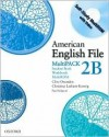 American English File Level 2 Student and Workbook Multipack B - Oxenden, Paul Seligson, Christina Latham-Koenig