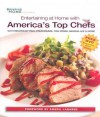 Entertaining at Home with America's Top Chefs - Publications International Ltd.