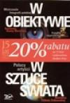 W obiektywie. Mistrzowie fotografii polskiej / W sztuce świata. Polscy artyści - Elżbieta Dzikowska