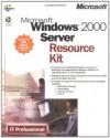 Windows 2000 Server Resource Kit (It-Resource Kit) - Microsoft Corporation, Microsoft Corporation Staff