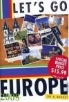 Let's Go: Europe 2008 - Let's Go Inc.