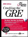 Cracking the GRE: 2002 Edition - Karen Lurie