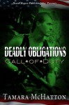Call of Duty: Deadly Obligations - Tamara McHatton