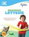 Pre-K Beginning Letters (Sylvan Workbooks) - Sylvan Learning