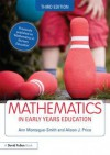 Mathematics in Early Years Education - Ann Montague-Smith, Alison Price