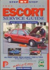 Ford Escort and Orion Service Guide and Owner's Manual (Porter Manuals) - Lindsay Porter, Peter Wallage