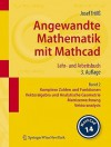 Angewandte Mathematik mit Mathcad. Lehr- und Arbeitsbuch - Weissenbacher