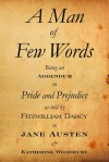 A Man of Few Words - Katherine Woodbury, Eugene Woodbury