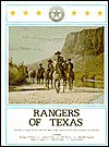 Rangers of Texas - Roger N. Conger, James M. Day, Joe Bertram Frantz