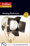 Collins Elt Readers — Amazing Performers (Level 3) (Collins ELT Readers. Level 3) - Jane Rollason, Fiona MacKenzie