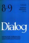 Dialog, nr 8-9 / sierpień-wrzesień 2002 - Marta Piwińska, Thomas Brussig, Adam Krzemiński, Redakcja miesięcznika Dialog, Małgorzata Sobieszczańska, Pak Choyŏl, Ch'Oe In-Hun, Oh T'ae-sŏk, Justyna Kowalska