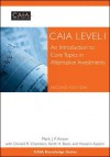 Caia Level I: An Introduction to Core Topics in Alternative Investments, Print + eBook - CAIA Association, Mark J.P. Anson, Donald R. Chambers