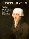 String Quartets, Op. 17, Complete - Joseph Haydn
