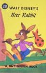 Walt Disney's Brer Rabbit (A Tiny Golden Book #28) - Jane Werner