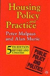Housing Policy and Practice - Peter Malpass, Alan Murie