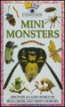 Mini Monsters [With 1-Page] - Susan Mayes