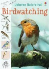 Naturetrail Birdwatching (with CD) - Usborne