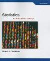 Statistics Plain and Simple - Sherri L. Jackson