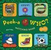 Peek-a Who? Matching Game - Nina Laden