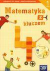 Matematyka z kluczem 4 Podręcznik z płytą CD Część 1 - Marcin Braun, Mańkowska Agnieszka, Małgorzata Paszyńska