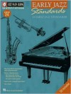 Early Jazz Standards: Jazz Play-Along Volume 24 - Hal Leonard Publishing Company