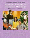 Contemporary American Success Stories: Famous People of Hispanic Heritage, Vol. 5 - Barbara J. Marvis, Barbara Tidman