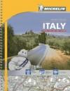 Michelin: Italy Road Atlas - Michelin Travel Publications