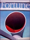 Fortune Magazine June 1939 Continental Oil, Cover By Francis Brennan - John Chamberlain