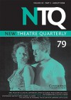 New Theatre Quarterly: Volume XX, Part 3 - Clive Barker, Simon Trussler, Maria Shevtsova
