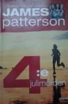 4:e julimorden - James Patterson