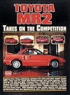 Toyota MR2: Takes on the Competition - R.M. Clarke