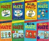 BIG Nate 8 Book Set: On a Roll, Strikes Again, in a Class By Himself, Boredom Buster, Here Goes Nothing, Mr. Popularity, Genius Mode, What Could Possibly Go Wrong? - Lincoln Peirce