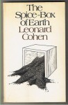 The Spice Box of Earth - Leonard Cohen