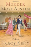 Murder Most Austen - Tracy Kiely