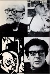 Four German Poets: Gunter Eich, Hilde Domin, Erich Fried, & Gunter Kunert - Agnes Stein