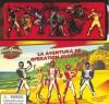 Serie Magnix: Power Rangers, La Aventura de La Operacion Overdrive - Silver Dolphin En Espanol