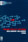 Trade Policy Review: Solomon Islands - World Trade Organization