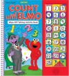 Sesame Street: Count with Elmo (Wipe Off Sound Activity Book) (Play-a-Sound) - Dana Richter