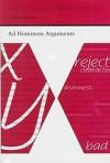 Ad Hominem Arguments - Douglas N. Walton