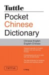 Tuttle Pocket Chinese Dictionary - Li Dong