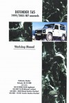 Defender Td5 1999-2005 MY Wkshp Mnl - Brooklands Books Ltd, Brooklands Books Ltd
