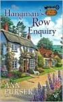 The Hangman's Row Enquiry (Ivy Beasley, #1) - Ann Purser