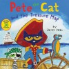 Pete the Cat and the Treasure Map - James Dean, James Dean
