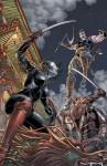 Katana #5 (New 52 Katana, #5) - Ann Nocenti, Alex Sanchez