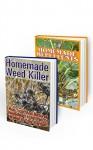 Homemade Repellents Collection: 100% Organic Weed And Garden Pests Killer: (Weed Killer Safe For Pets, Bug Repellent For Vegetable Garden) (Organic Garden Pest Control, Natural Bug Repellent) - Pamela Grey, Jessica Grey