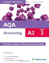 Aqa A2 Accounting Unit 3, . Further Aspects of Financial Accounting - Ian Harrison