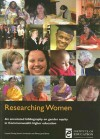 Researching Women: An Annotated Bibliography on Gender Equity in Commonwealth Higher Education - Louise Morley, Penny Jane Burke, Annik Sorhaindo
