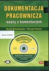 Dokumentacja pracownicza. Wzory z komentarzem (CD-ROM) - Renata Mroczkowska, Patrycja Potocka