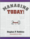 Managing Today! - Stephen P. Robbins