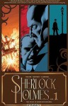 The Trial of Sherlock Holmes (Sherlock Holmes Dynamite, #1) - Leah Moore, John Reppion, Aaron Campbell